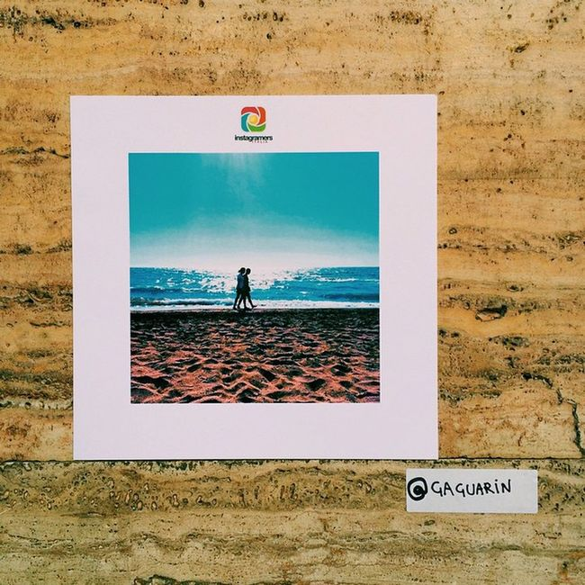 | Gaguarin in mostra | thanks to Dolabcamp Igersroma e Igersitalia {@igersroma @igersitalia}
