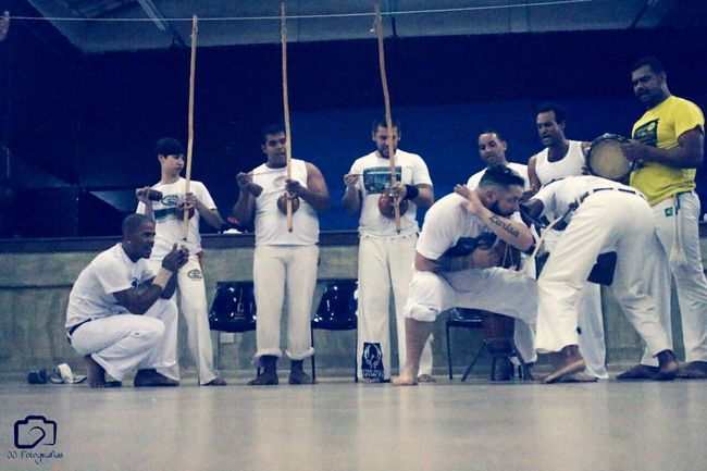 Capoeira Time Night Competition Only Men
