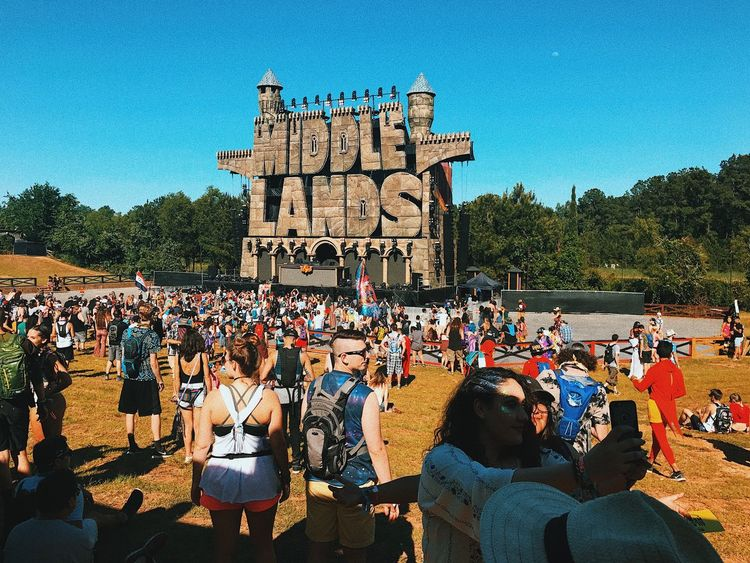 Middlelands Todd Mission Insomniac Music Music Festival Camping Out Middlelands Music Festival Renaissance Festival