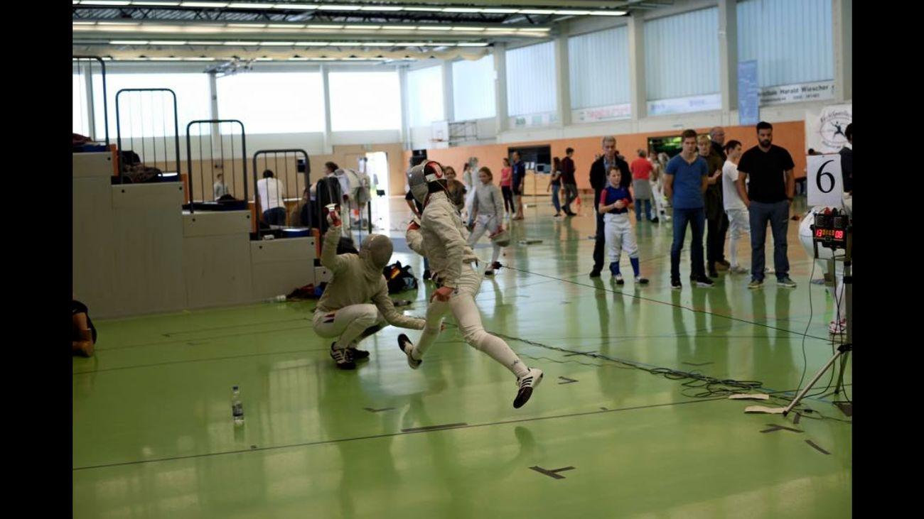 Épée Fencing Sports Photography Tournament