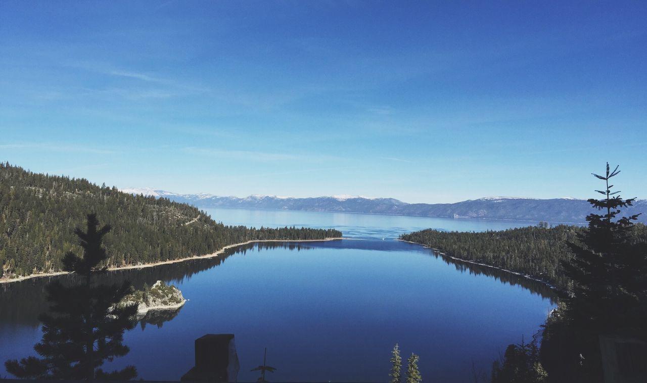 Lake Tahoe is my new favorite place Enjoying Life