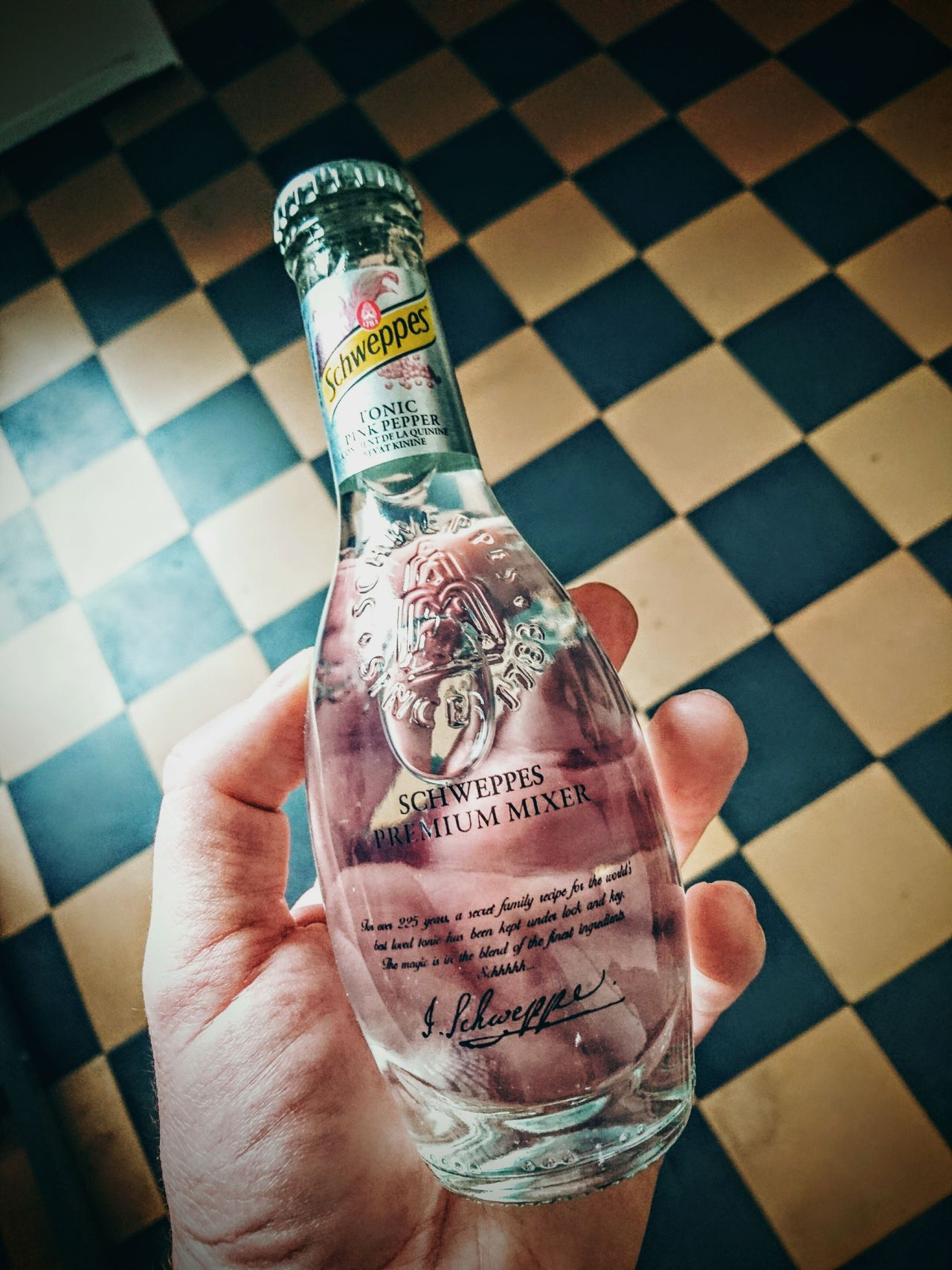 Schweppes pink pepper... Schweppes Pepper Hello World Pub Schweppes Bitter Lemon