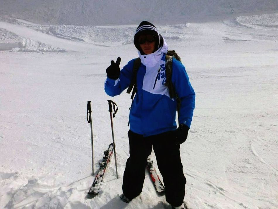 Montagne Skie That's Me