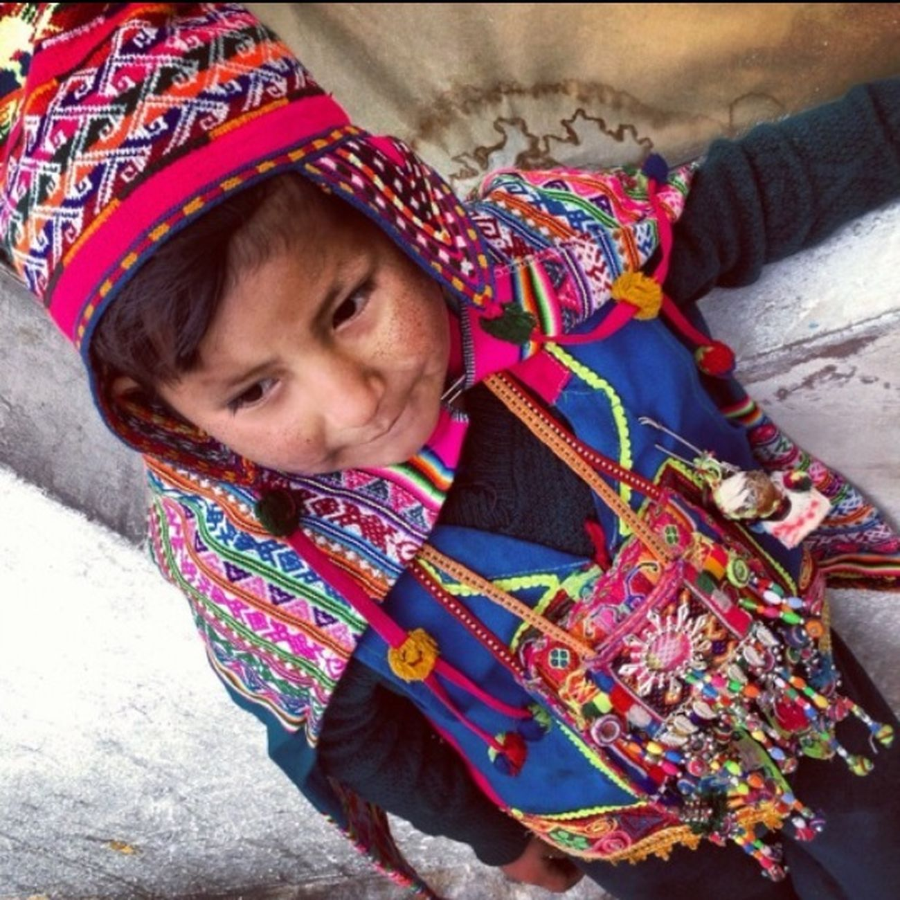 Bolivia Indigenous  Culture Aguayo