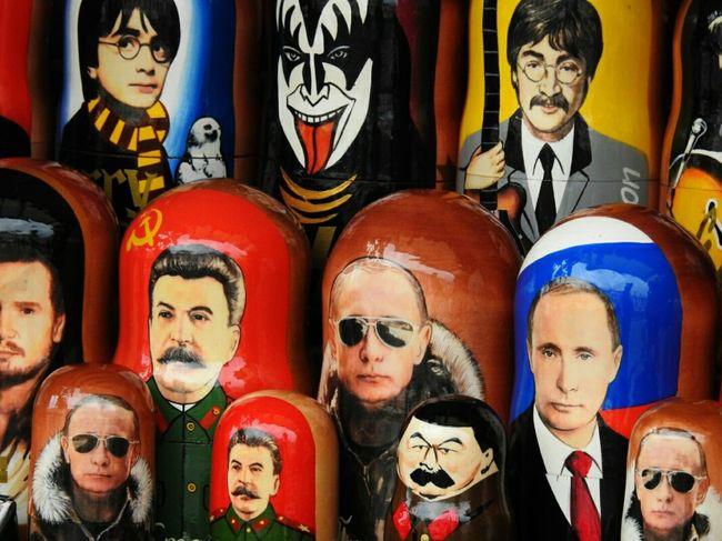X-men Putin Potter Kiss Stalin Matryoshka Souvenirs ✨... Sankt-peterburg Russia россия Spas Na Krovi Fine Art Photography
