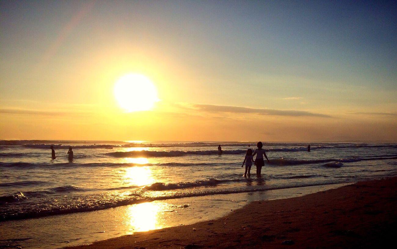 Sunset @bali, Indonesia