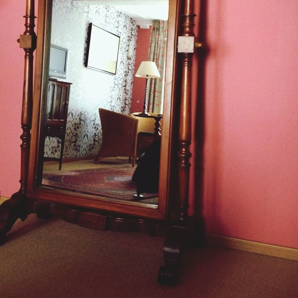 Mirror Vintage Interior Design Romantic