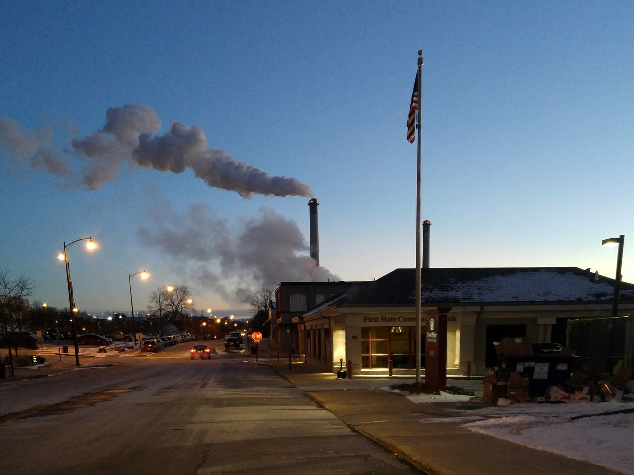 smoke - physical structure, pollution, smoke stack, emitting, air pollution, industry, chimney, factory, clear sky, built structure, fumes, no people, architecture, outdoors, day, sky, building exterior