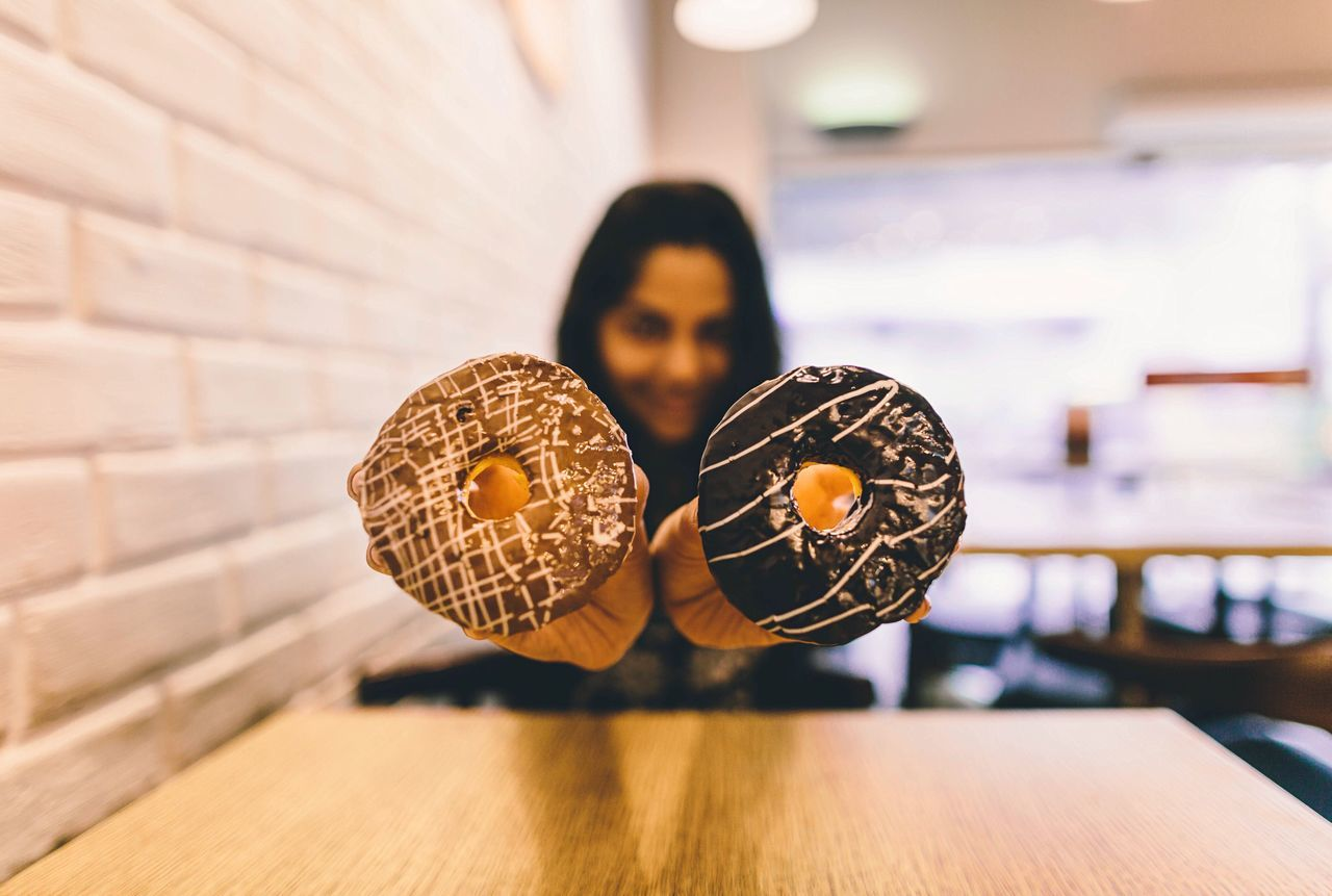 The OO Mission 43 Golden Moments Portrait Donuts Food Showcase July ShareTheMeal