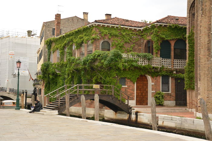 EyeEm Selects Architecture Outdoors Building Exterior Built Structure Day Travel Destinations No People Sky City Green Nature Venice, Italy Architecture