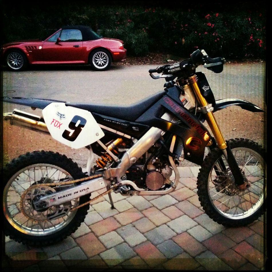 Motocross Cannondale Mx Iron Horse 1, Day 45 -