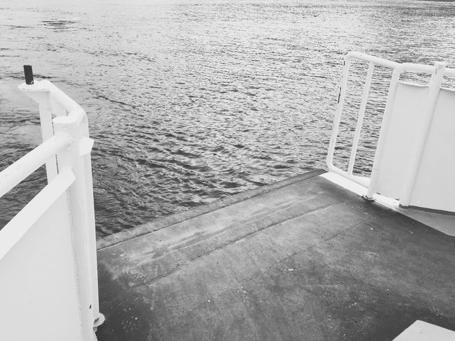 Boat Ferry Journey Outdoors Sea Stockhom Sweden Water