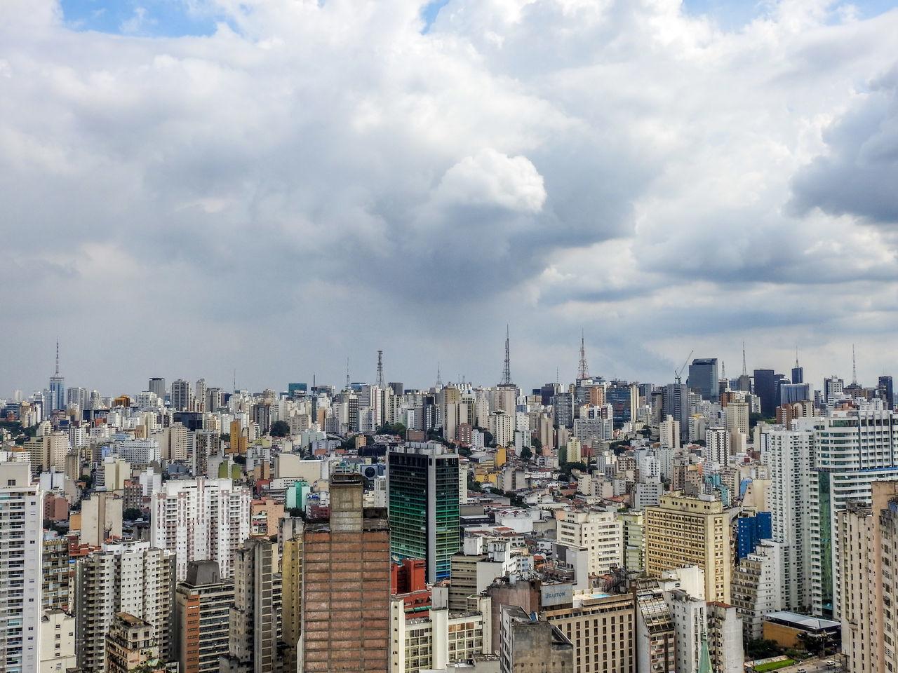 Beautiful stock photos of brasilien, building exterior, city, travel destinations, sky