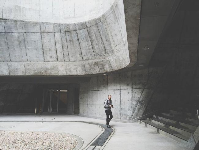 Hong Kong Polyu Design Zaha Hadid Architecture Concrete Bjorn Grey Gray School Of Design