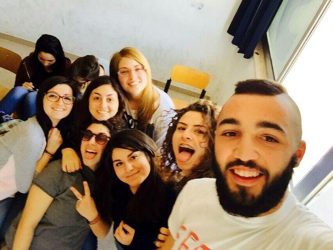 School Finishschool Finish Friends Happy