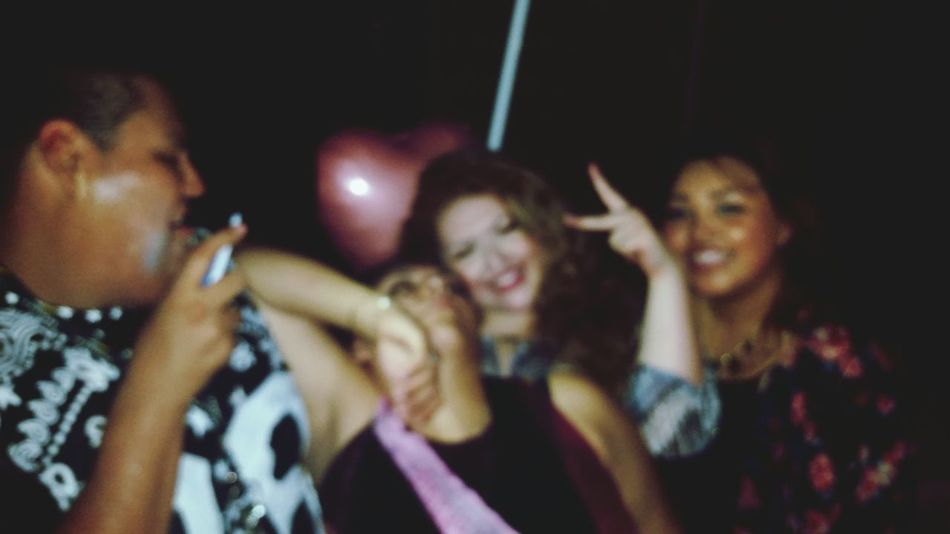 The turn up was real 21stbday