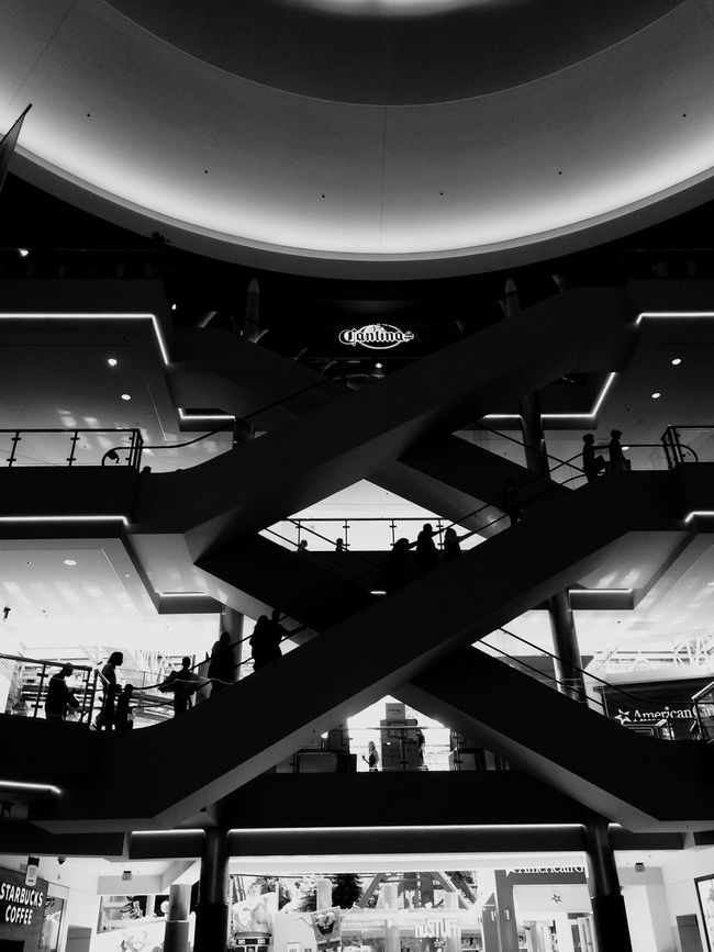Escalators Abstractarchitecture