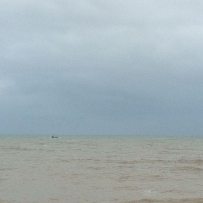 "Is the sea really ""blue""? Sea"