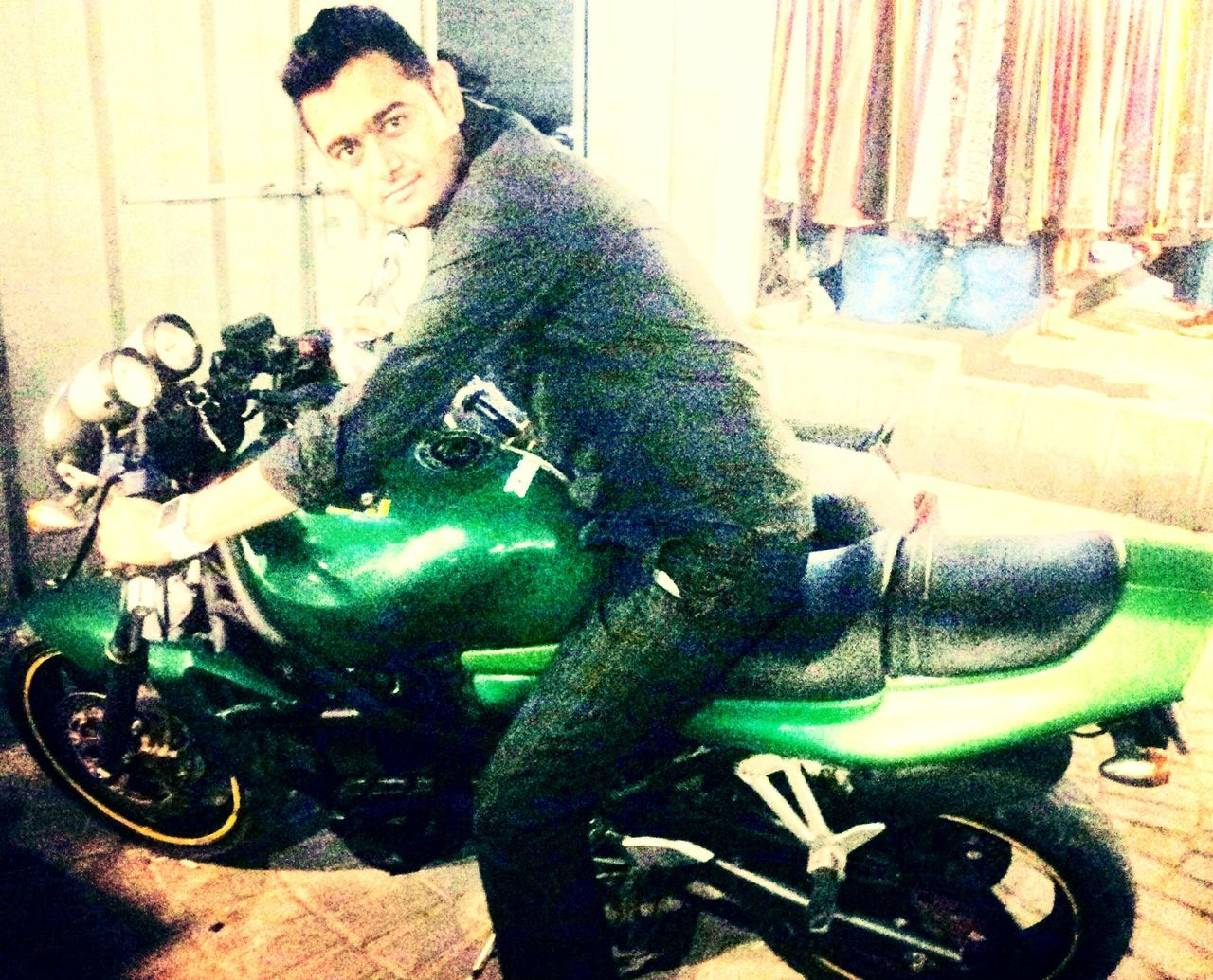 Riding Bike Sportsbike That's Me Bikers