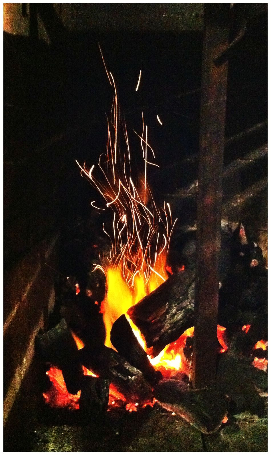 Making Fire Barbecue Barbecue ! Fire ! Making Dinmer Asado Argentino Asadoargentino Asado Asadofamiliar