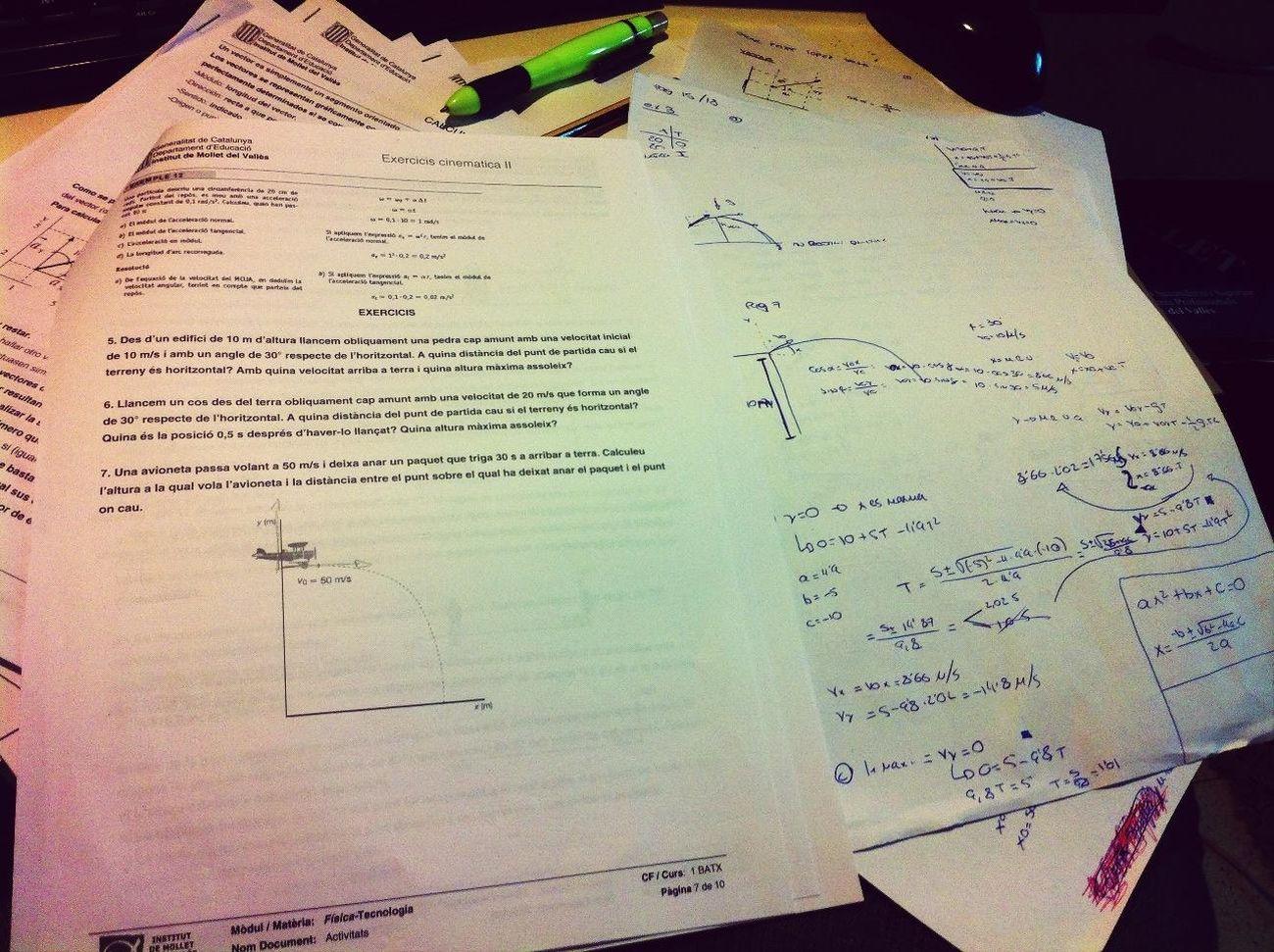 Studies Of Movement