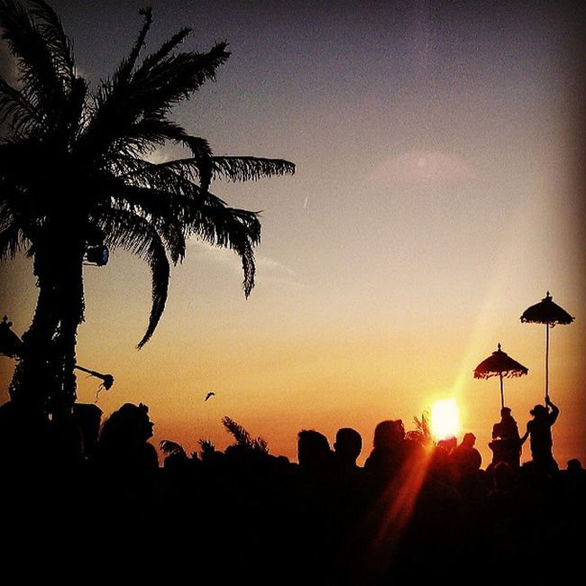 Beach party at Woodstock Bloemendaal Netherlands