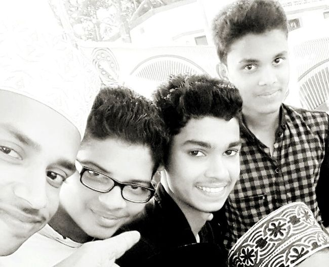 First Eyeem Photo Friends Eid Memories Open Edit Blackandwhite That's Me! Black & White