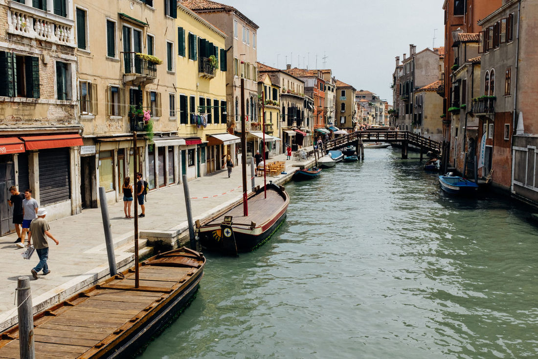 A Snapshot of Venice, Italy Architecture Building Building Exterior Built Structure Canal City City Life Day Diminishing Perspective Europe Gondola Italy Outdoors Residential Building Residential Structure Rippled Tourism Tourist Town Travel Travel Destinations Venice Venice, Italy Wanderlust Water