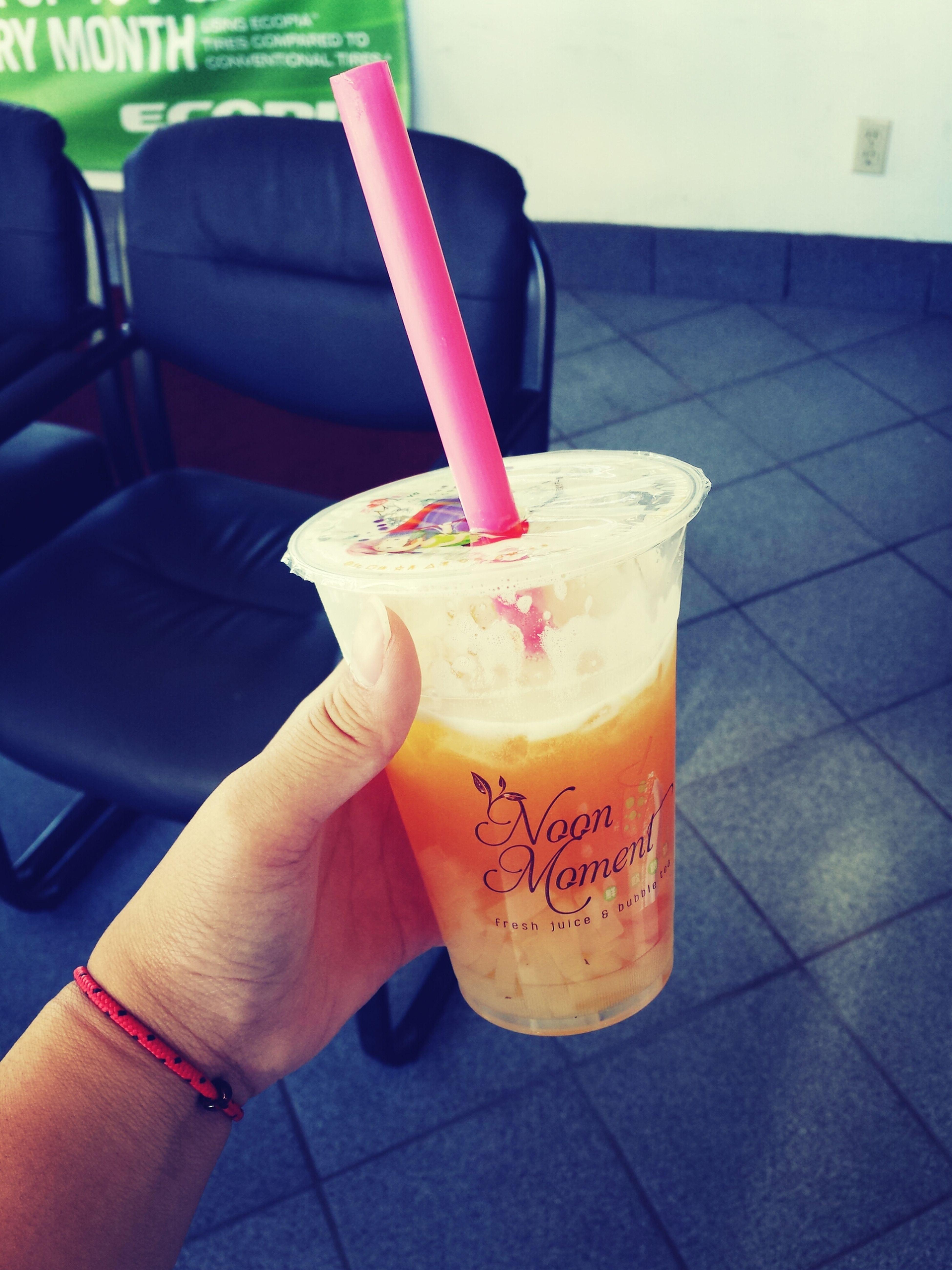 noon moment! Bubble Tea Food