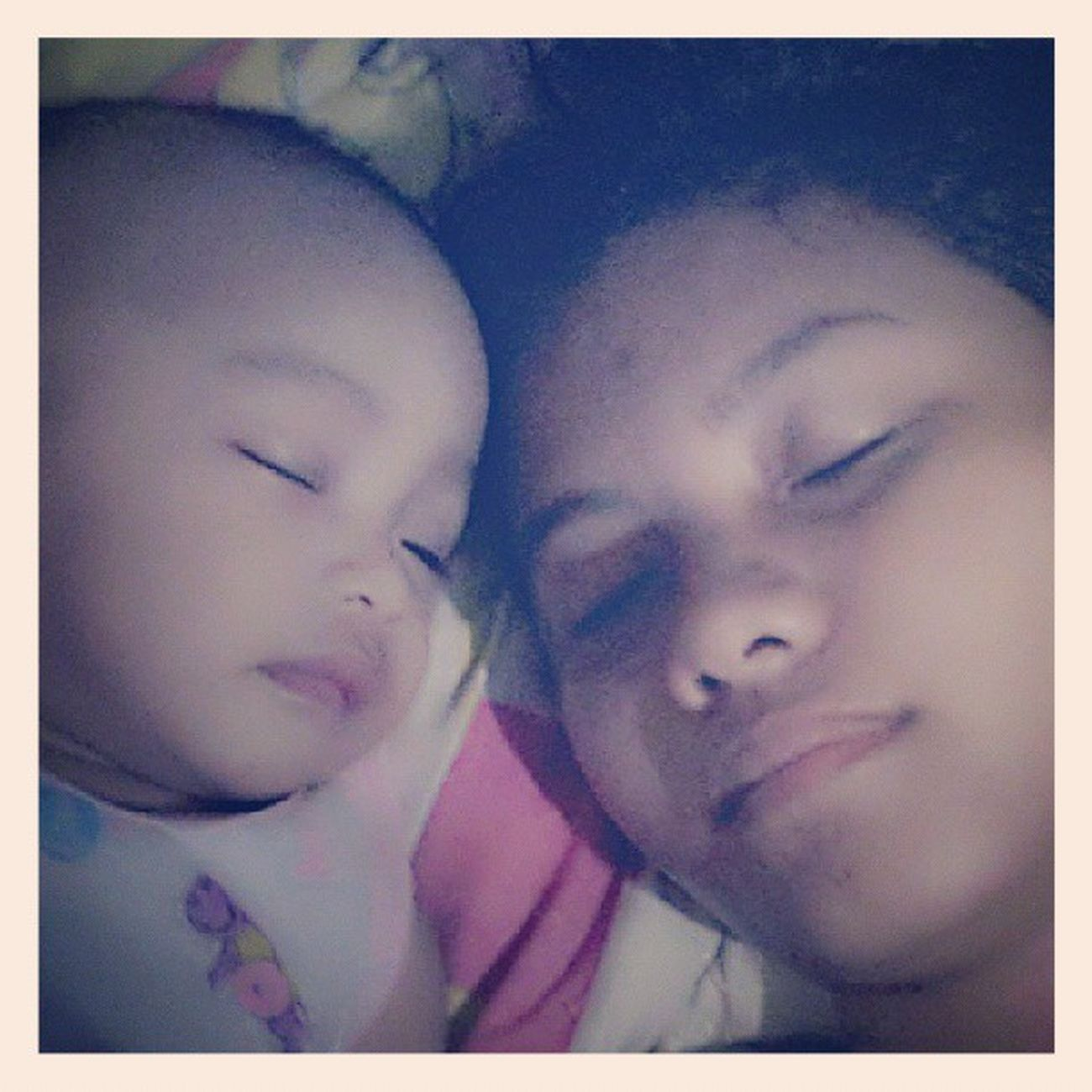 Because its restday ♥♥♥ SleepingTogether Bunsoy Love Mothermode