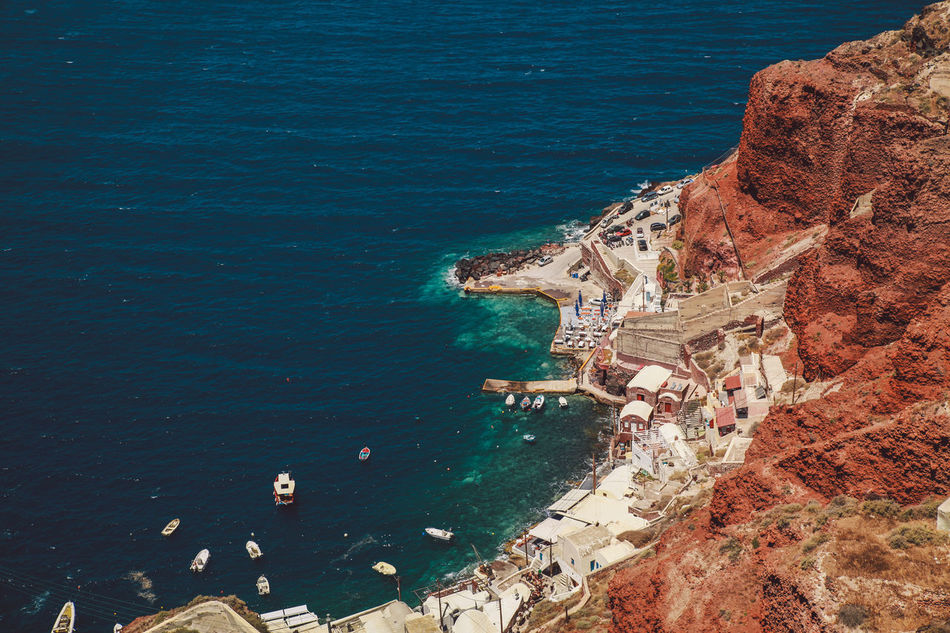 Beautiful stock photos of berge, Beauty In Nature, Coastline, Day, High Angle View