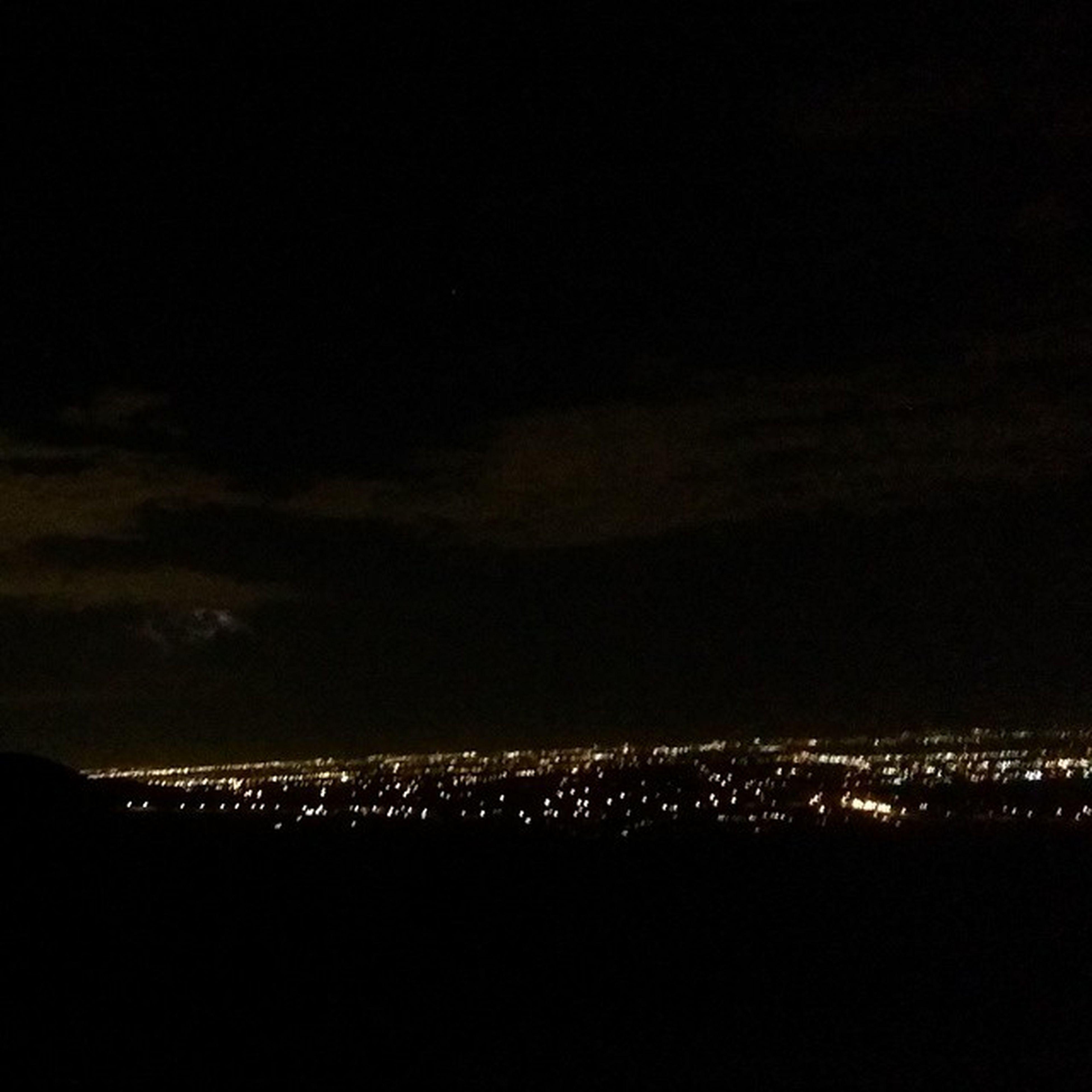 No filter view of Denver. Latenightontherocks Newspot Redrocks Sadnessandvastness
