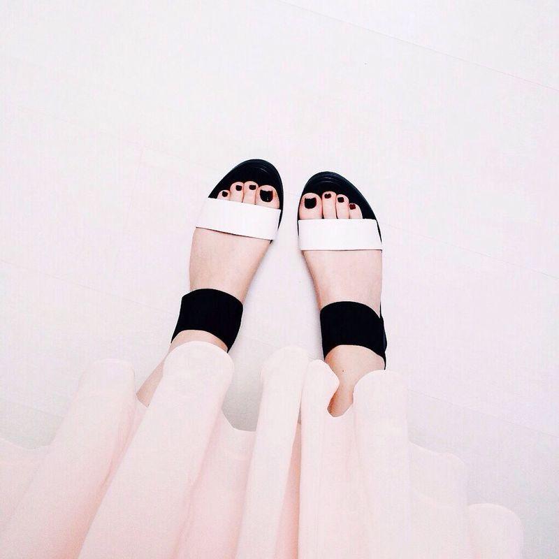 Shoes Fashion Minimalism Mode