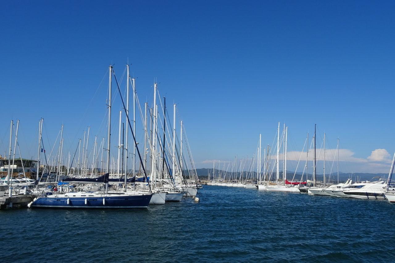Yacht Sea Water Sky Clear Sky Port Voiles Et Voiliers Bateau ❤️ Plaisance