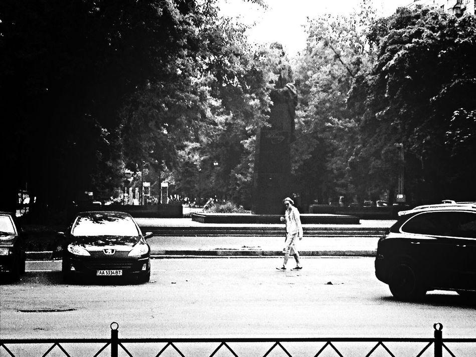 Streetphotography Black & White