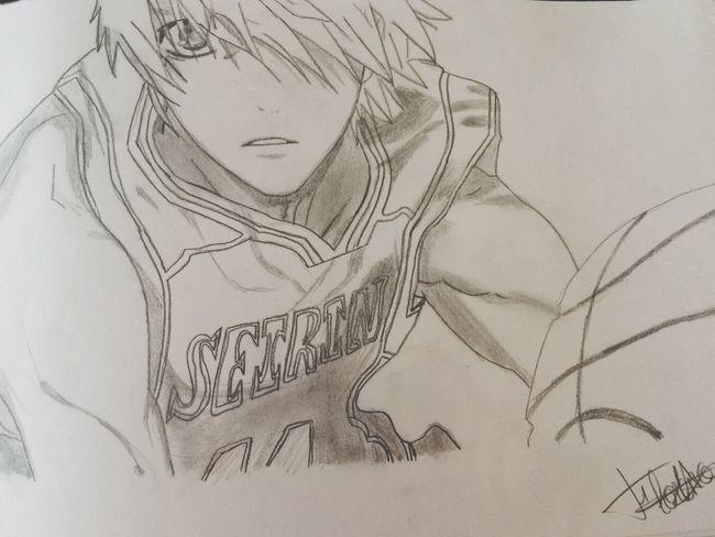 Kuroko No Basket Kuroko Basket Manga Dessin Dessin Manga
