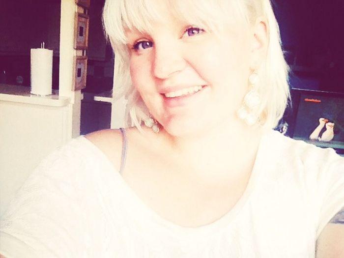 Blonde Blue Eyes Girl Woman