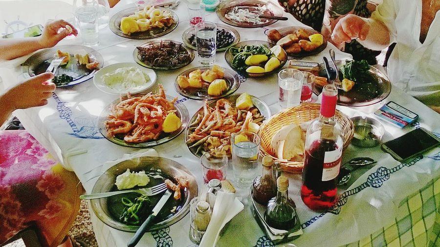 ShareTheMeal Outdoors Friendship Table Social Gathering