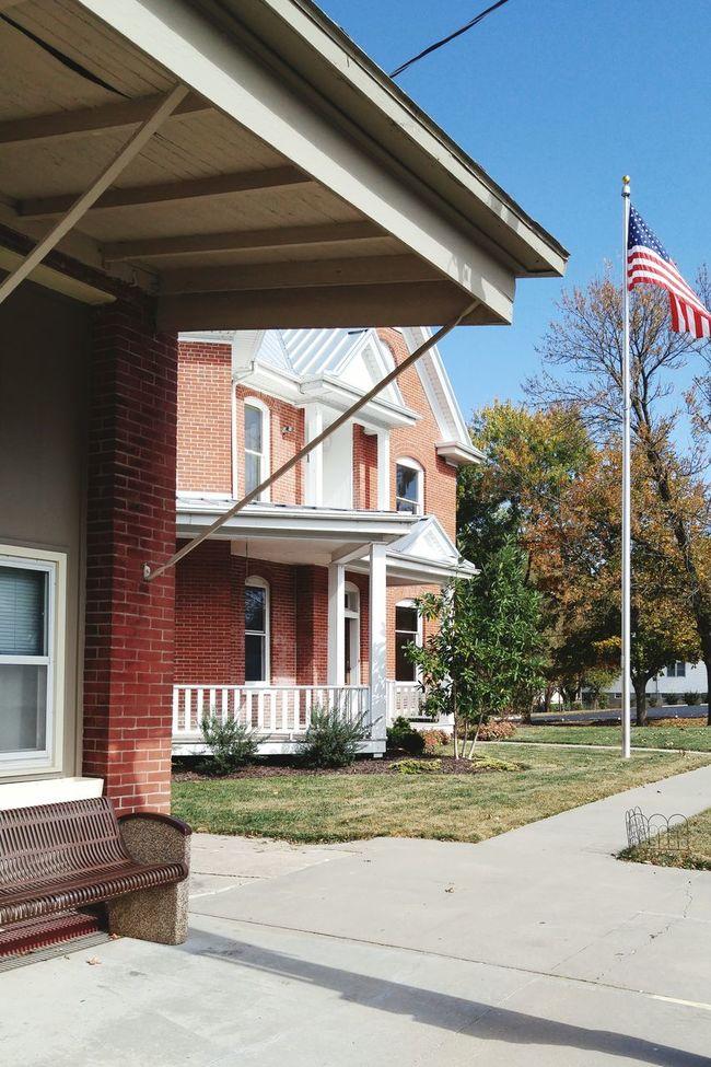 New Franklin Missouri Rural America Small Town