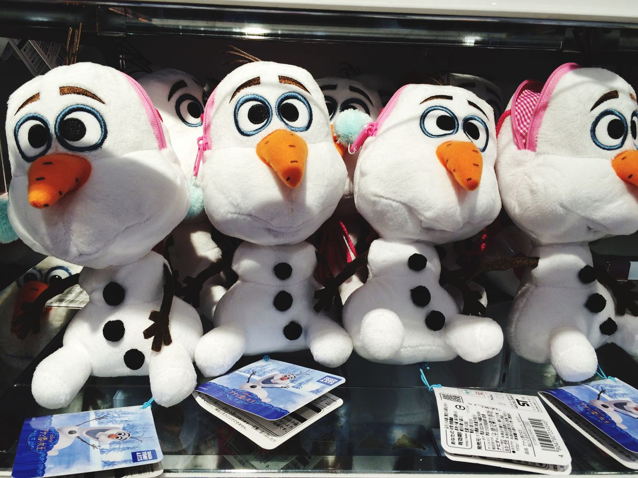 Olaf Frozen Cute♡ I Want It♡ Sunshine In Winter
