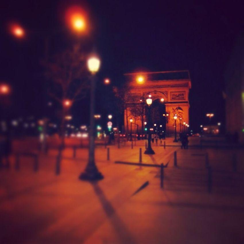Throwback 2011, Paris