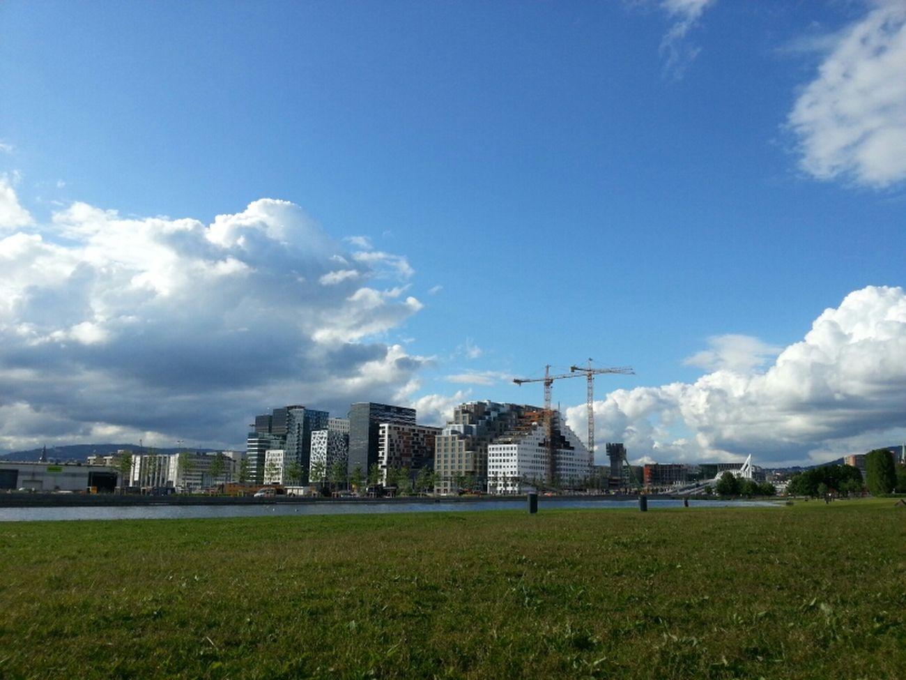 tarda ventosa, però relaxada / windy but peaceful afternoon / blåsende men rolige kveld #oslo #norway