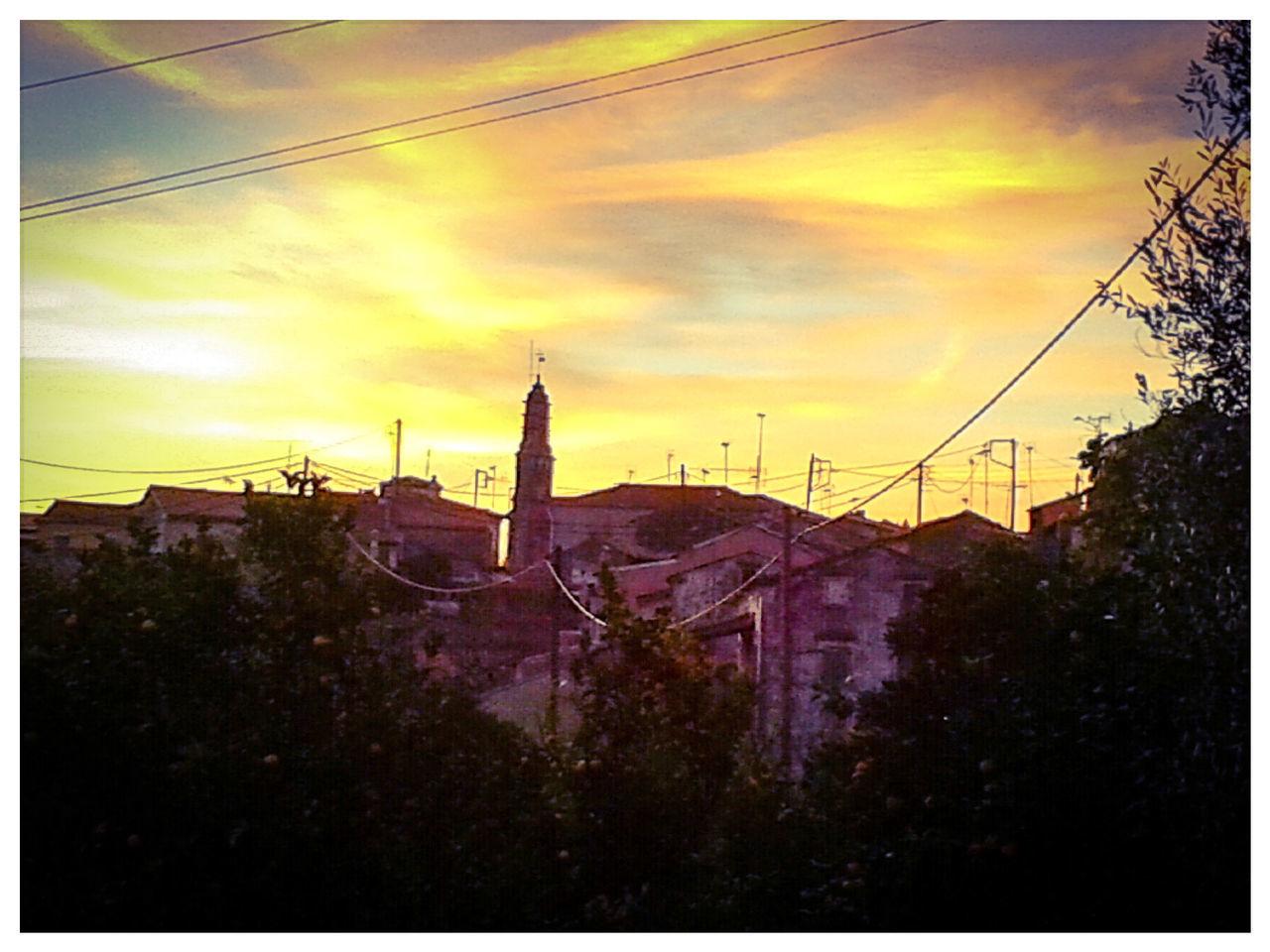Sunrise Skies Good Morning