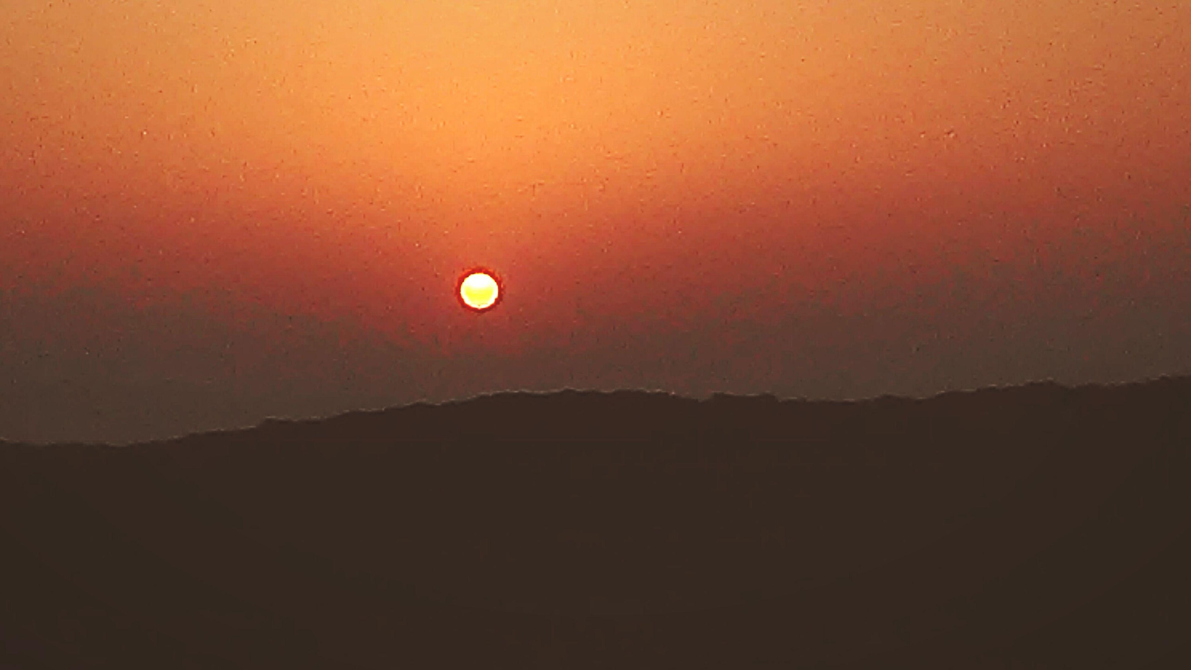 Beautiful sunset point First Eyeem Photo