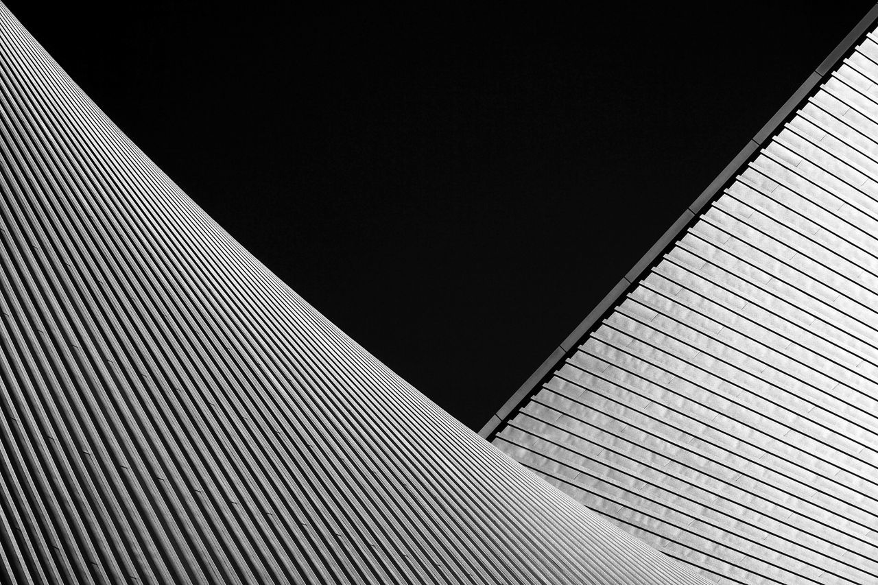 Abstract Architecture Blackandwhite Church Contrast Façade KenzoTange The Architect - 2017 EyeEm Awards