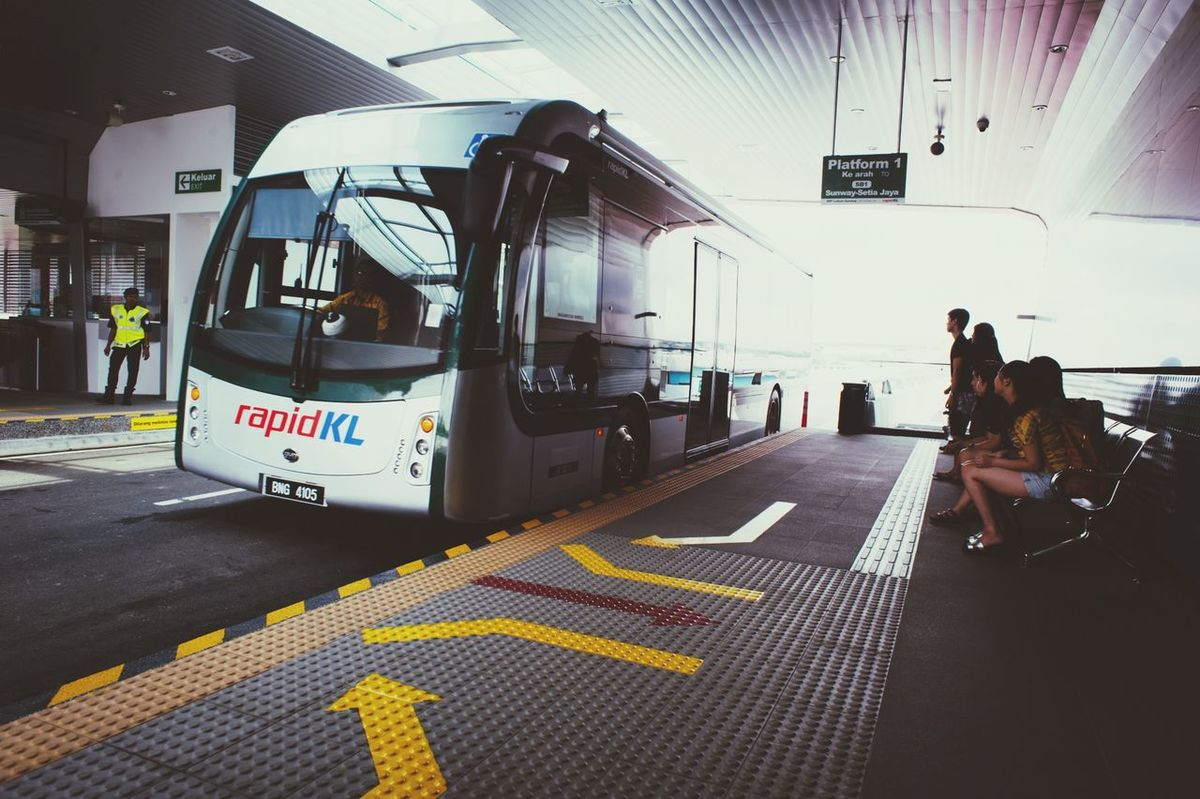 Bus Rapid Transit Brt Sunway BRT Travel Photography The Traveler - 2015 EyeEm Awards Streetphotography Traveling Bandarsunway Bus The Photojournalist - 2015 EyeEm Awards My Commute