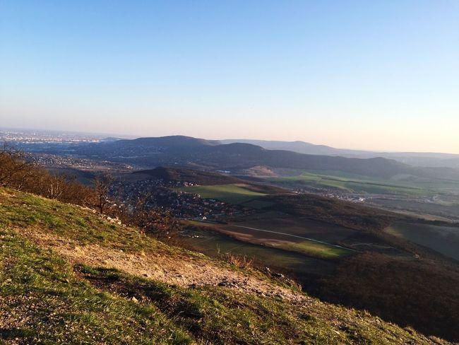 Mountains Mountain View Nature Pilisborosjeno