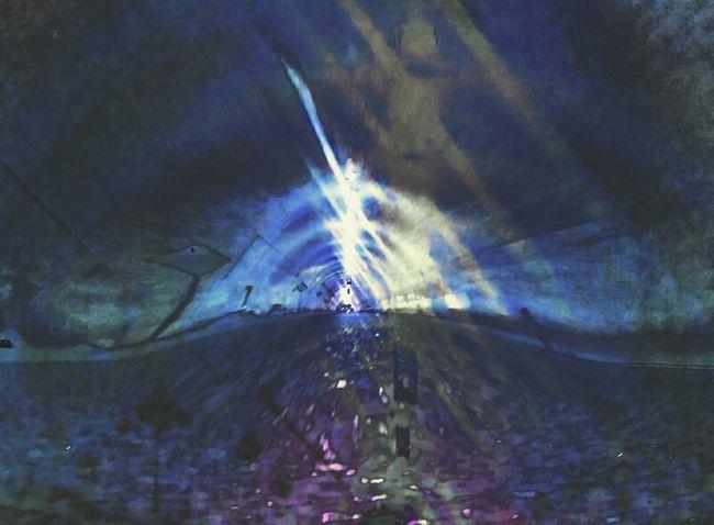 Thirdstreet Tunnel 3rd Street 3rdStreet Tunnel Vision Tunnelvision Double Exposure DoubleExposurePhotography Doubleexposure Nightlights Night Lights DTLA Third Street 3rd & Main St.