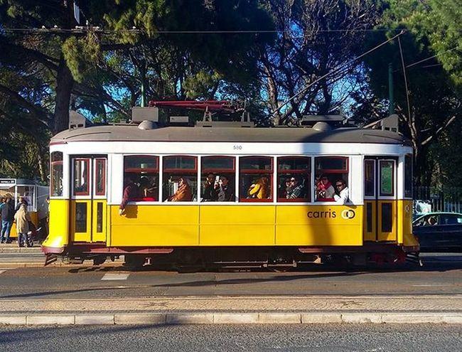 Tram E28 Lisboa Lisbon Lisbonne Turismo Yellowtram Tram28lisbon Visitarlisboa Visitlisbon Visiting Visitinglisbon Tramway Picoftheday