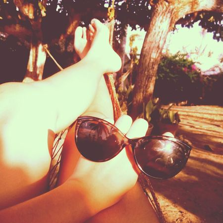 Life is so much easier when you just chill out. Summer ☀ Summer Vibes Don't Worry, Be Happy